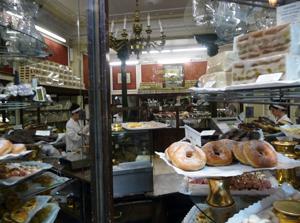 マドリードにある菓子店 画像