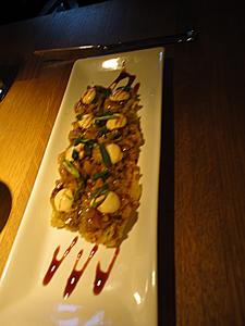レイキャビクのレストランで出てくる「スシピザテンプラ」という謎の料理 画像