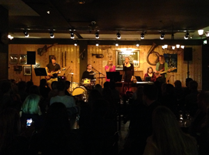 アイスランドのバンドの演奏風景 画像