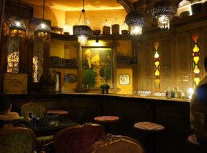 エジプト料理のレストラン 画像