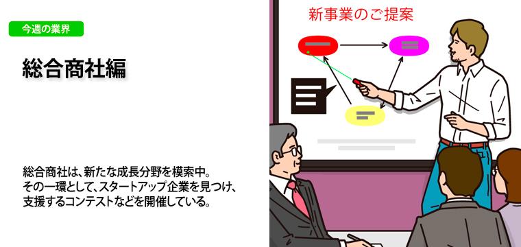 総合商社編