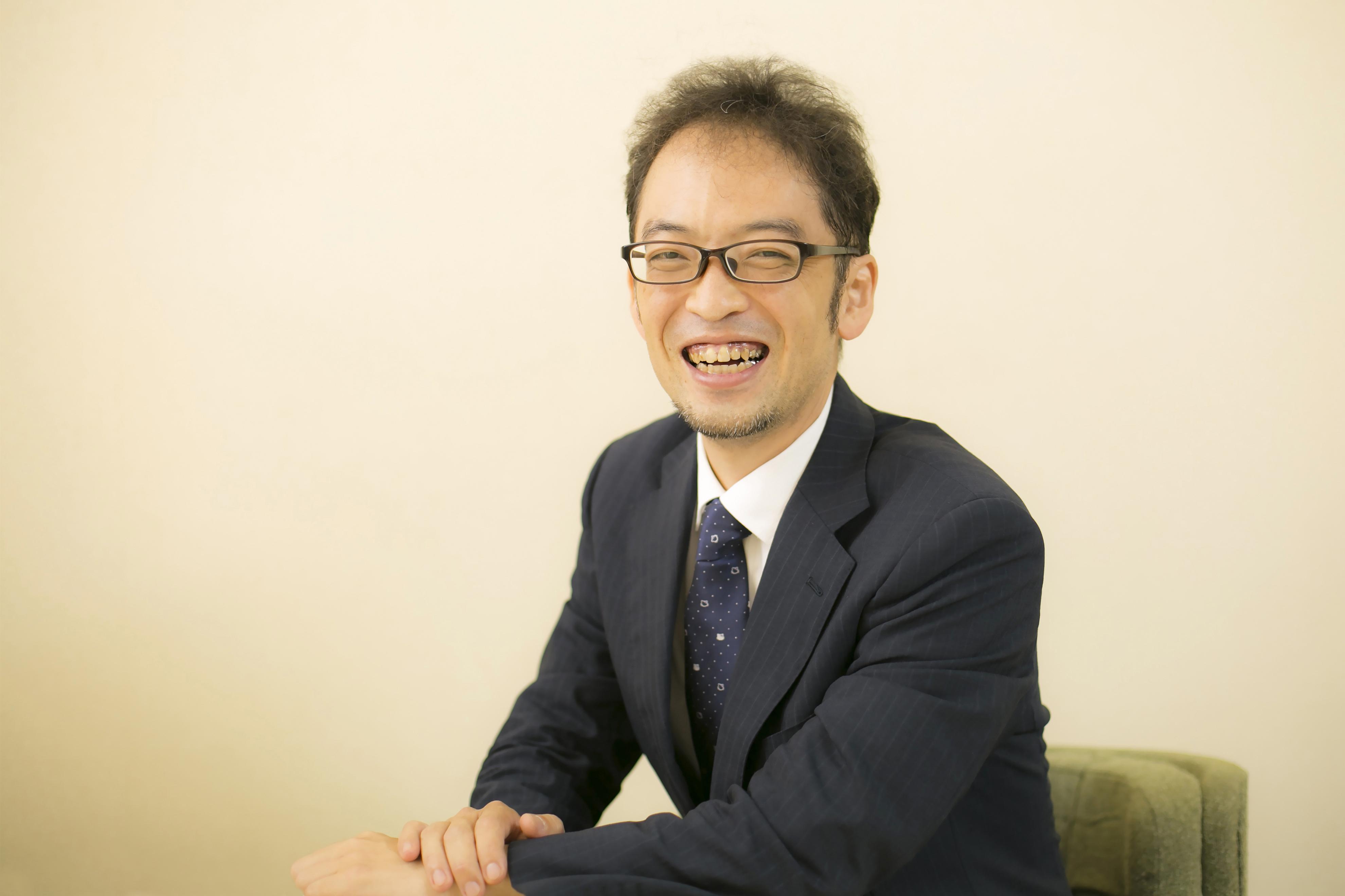 今泉健司さん写真