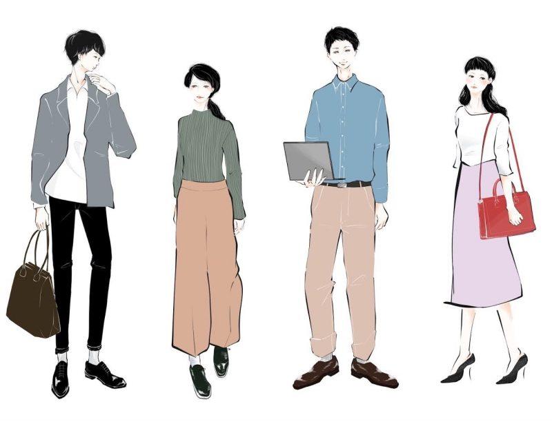 メインカット「インターンの私服は何を着たらいい?」
