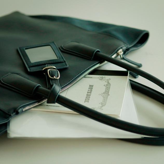 鞄:春のインターンシップに参加した私服