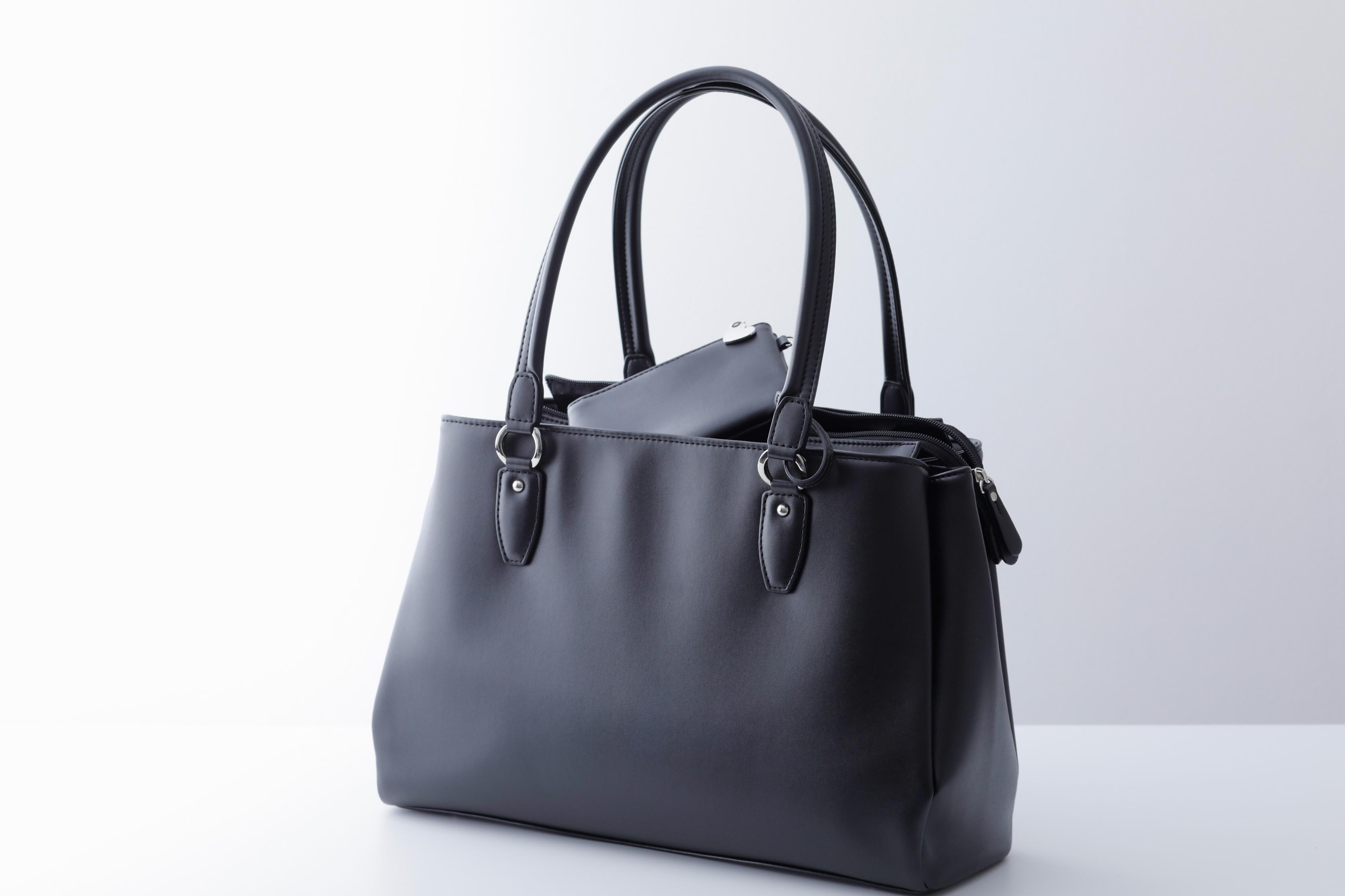 「洋服の青山」女性用鞄