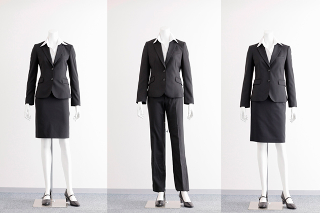 「AOKI」イチオシの女性用スーツ