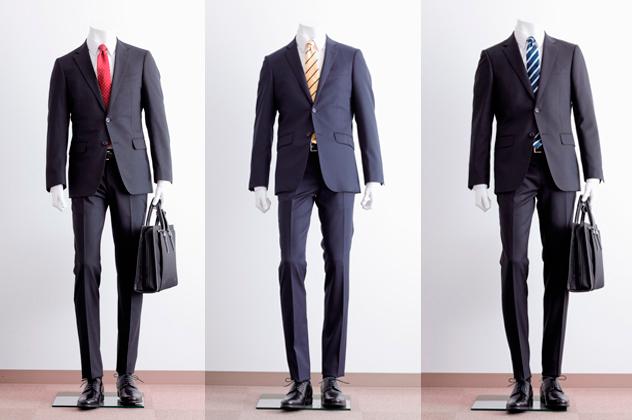 「洋服の青山」イチオシのメンズスーツ