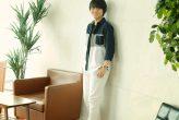 男子学生:春のインターンシップに参加した私服