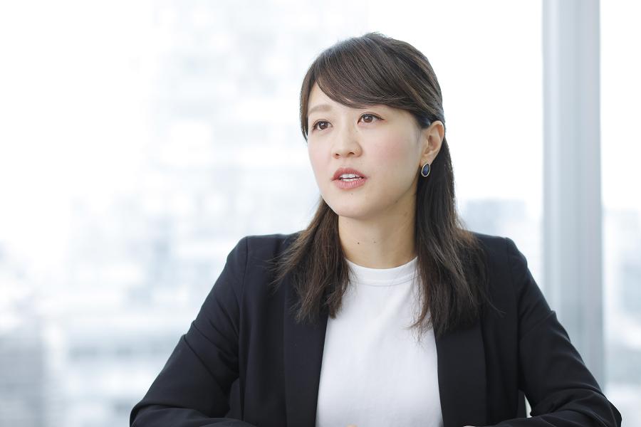 リクナビ就職エージェント・キャリアアドバイザー・三好夏帆子さん写真