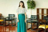 春のインターンシップに参加した私服