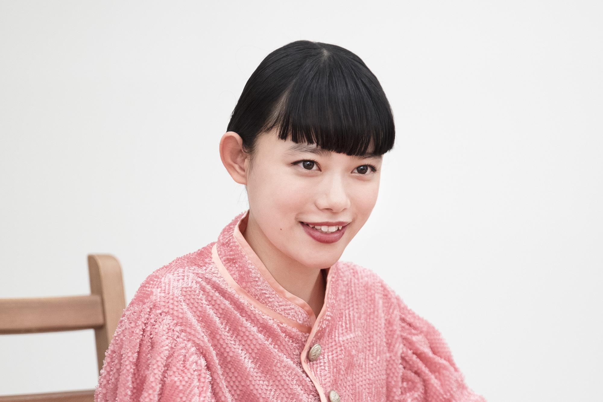 杉咲花さんインタビュー画像