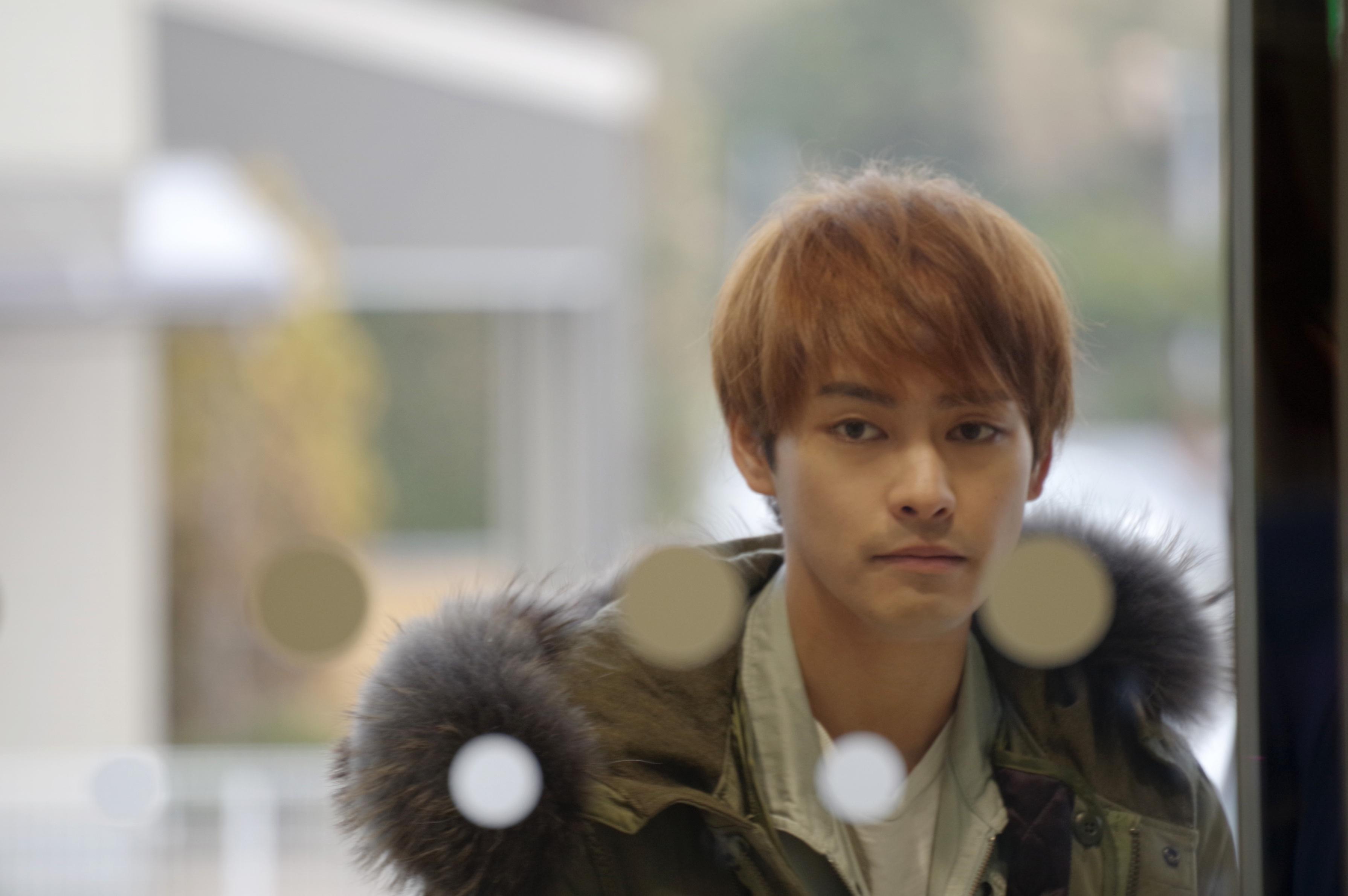 映画「夜明け」より。主人公のシンイチを演じる柳楽優弥さん。