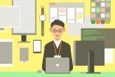IT業界イラスト