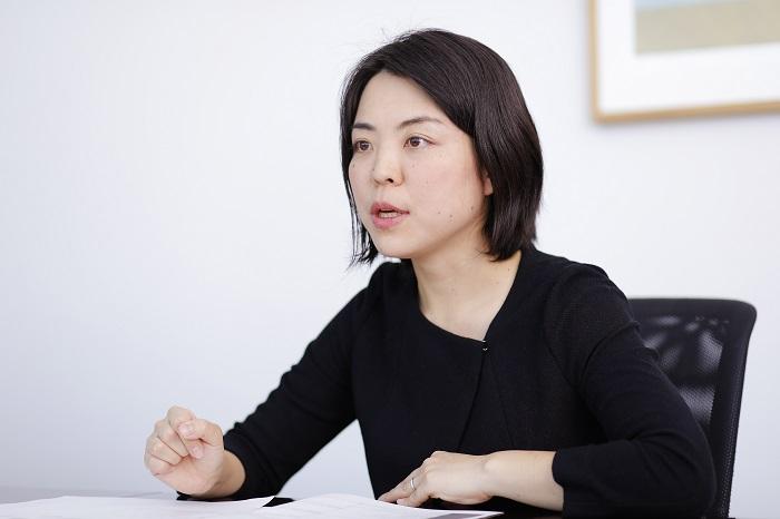 S男さんとキャリアアドバイザー渡辺面談風景