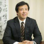 書家・川原世雲さんのプロフィール画像