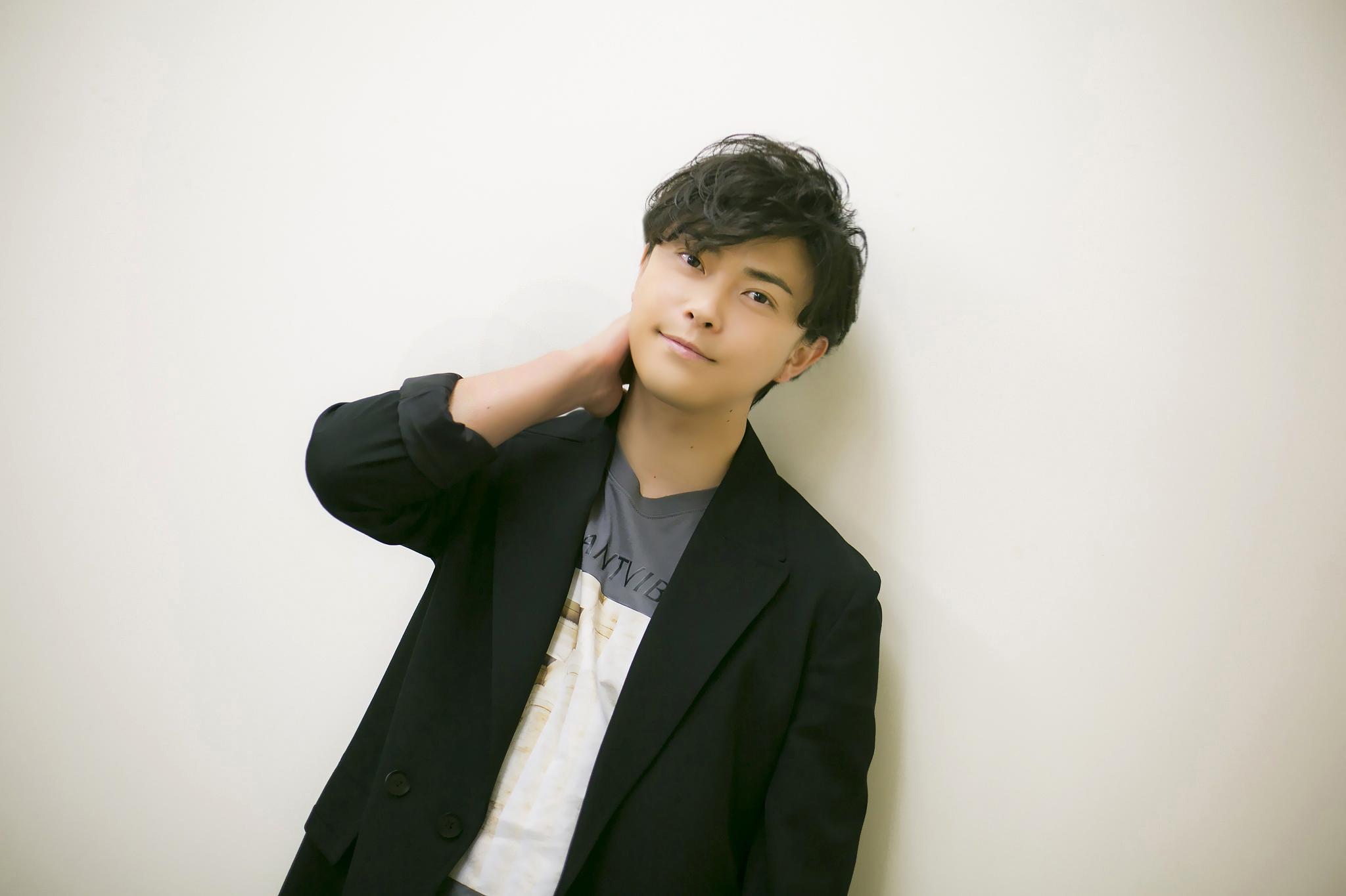 勝地涼さんインタビュー写真
