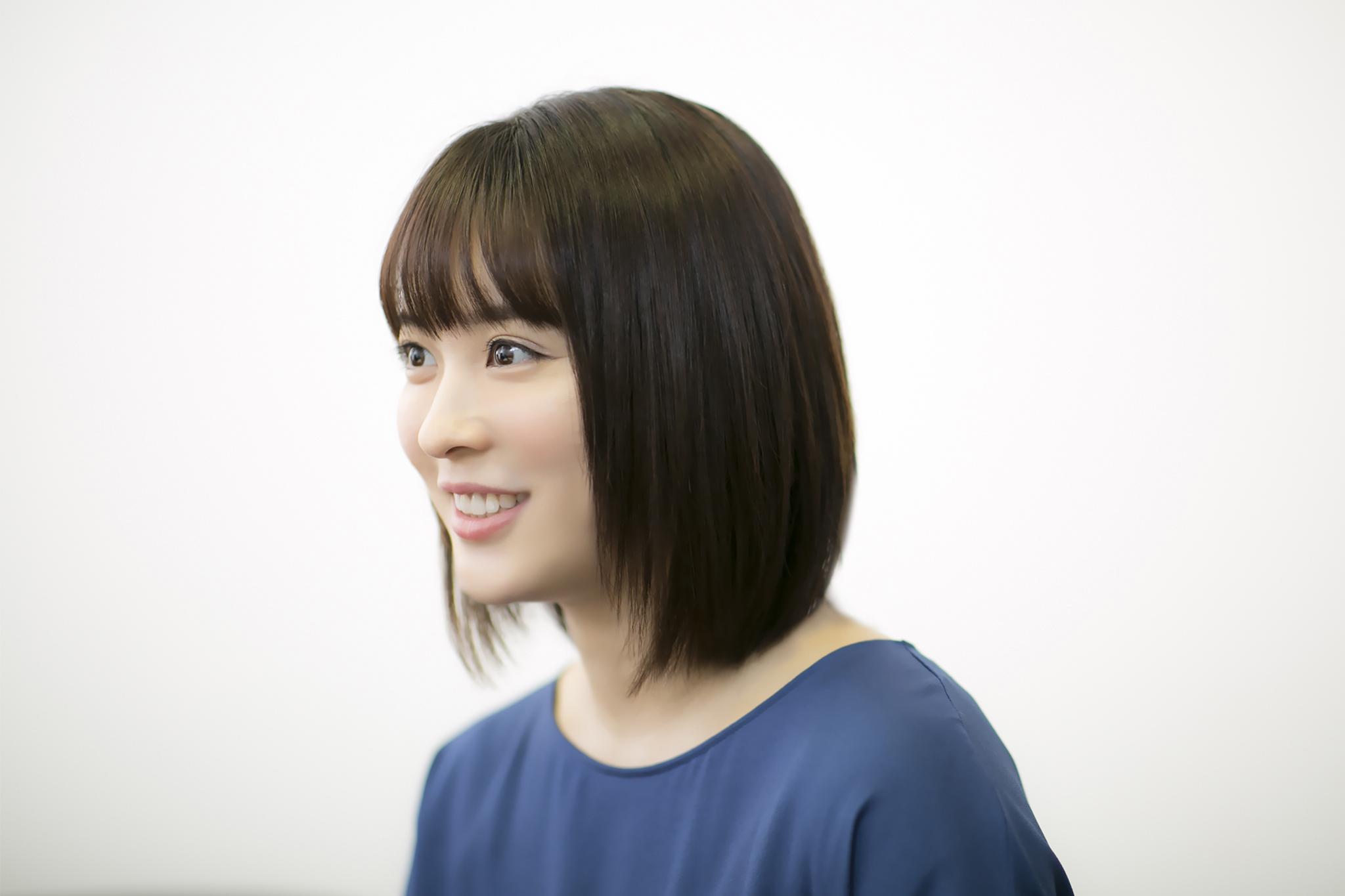 北乃きいさんインタビュー写真