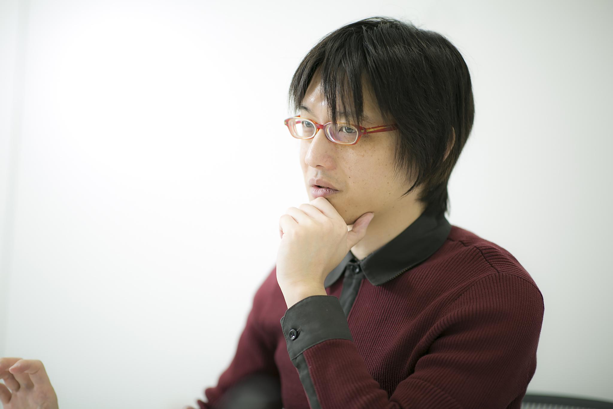 鈴木秀明氏インタビューカット1