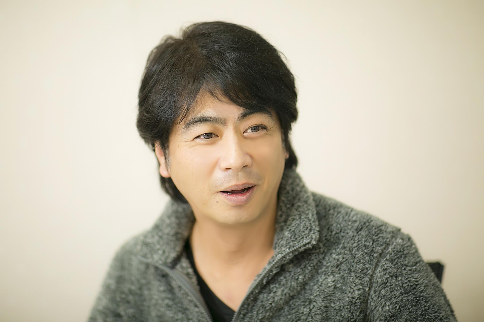 関口知宏さんインタビュー画像