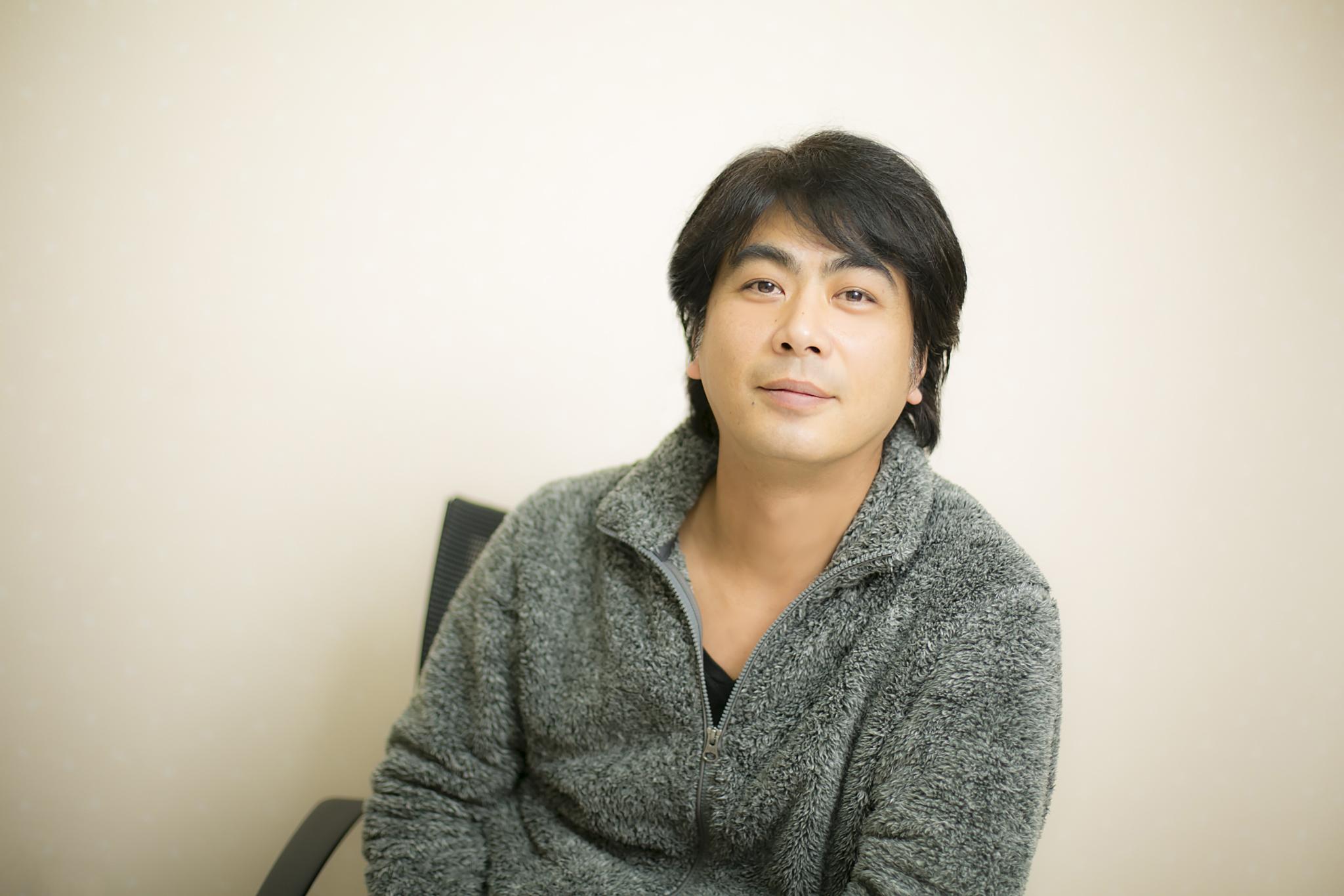 関口知宏さん写真