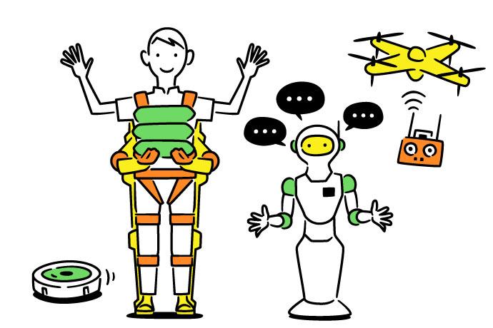 【サービスロボット編】企業選びのプロが教えるキラリと光るビジネス_イメージ画像