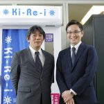 株式会社DNPフォトイメージングジャパン_高橋英生さん(左)と後藤力也さん(右)