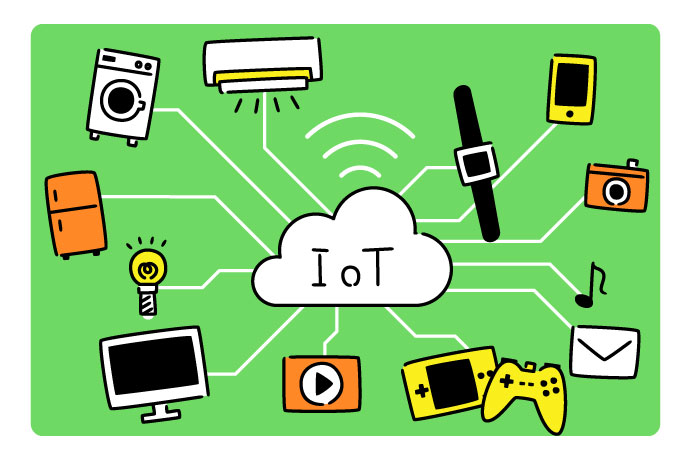 IoTのイメージ画像