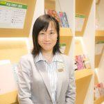 銀座・伊東屋G. Itoya4階手帳売場マネージャー 橋本たまき_プロフィール写真