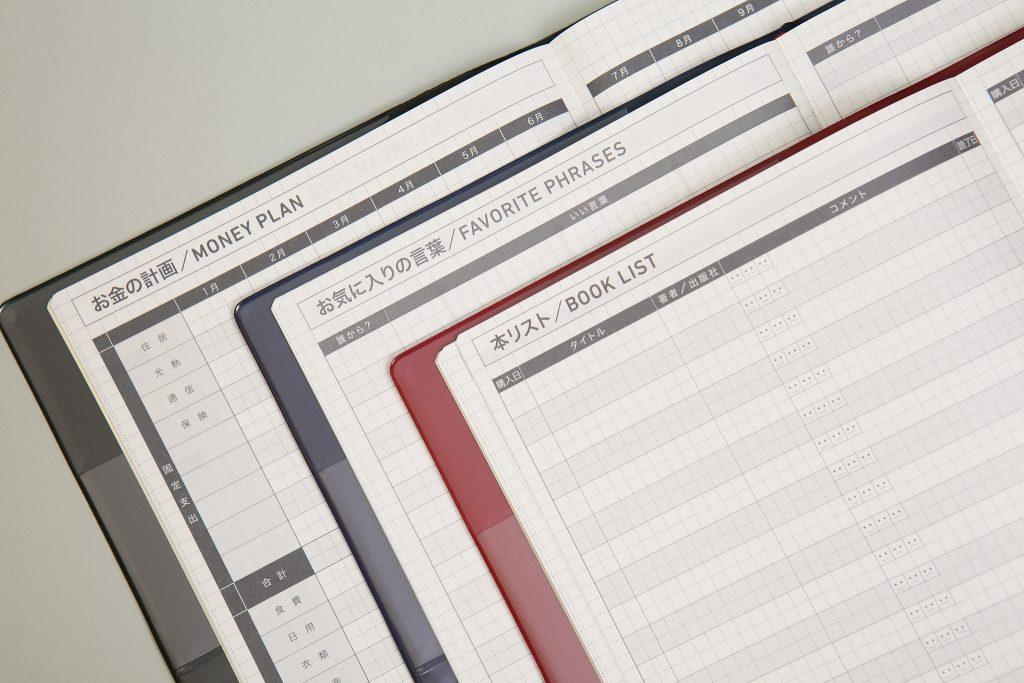 「コクヨ ジブン手帳Biz」紹介画像(3)