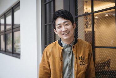 NON STYLE石田明さんインタビューカット