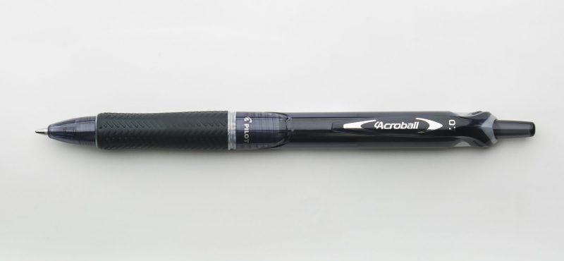 オススメボールペン「アクロボール」
