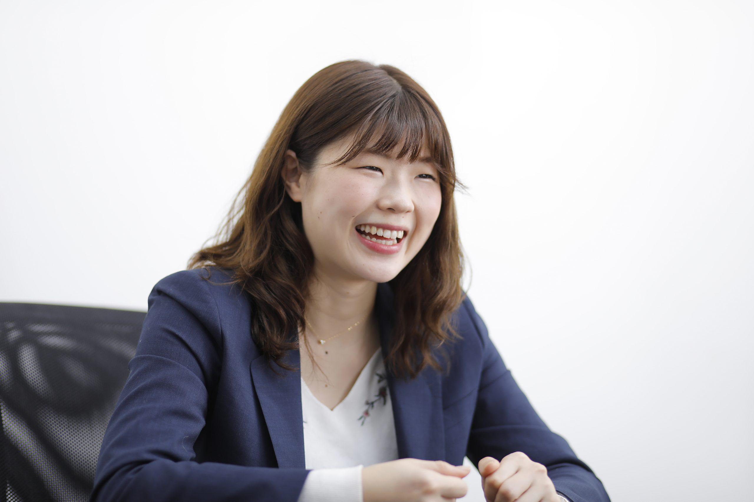 中村春咲さんインタビューカット