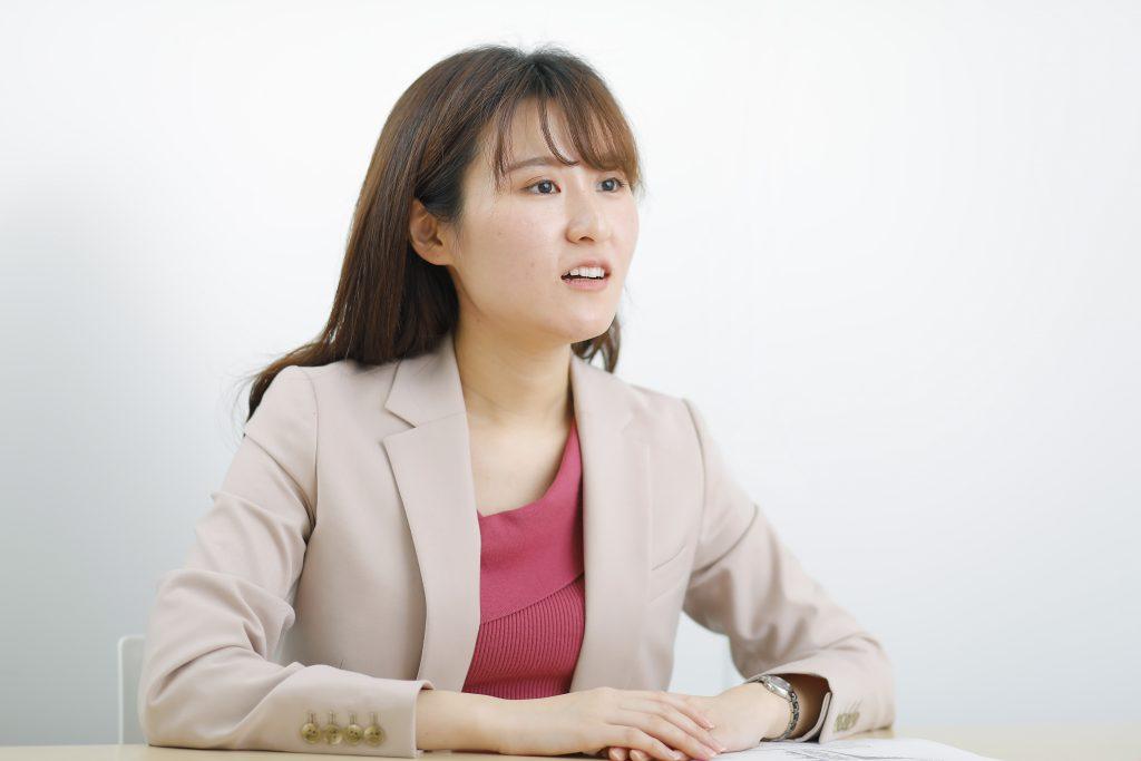 北島さんインタビューカット