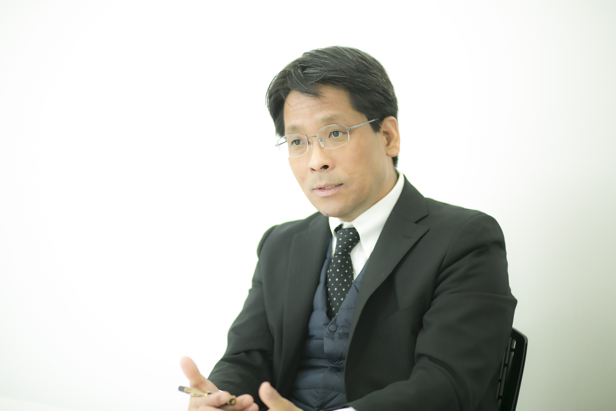 浅野裕将さんインタビューカット