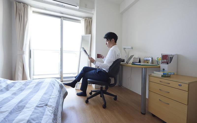 社員寮・室内のイメージ