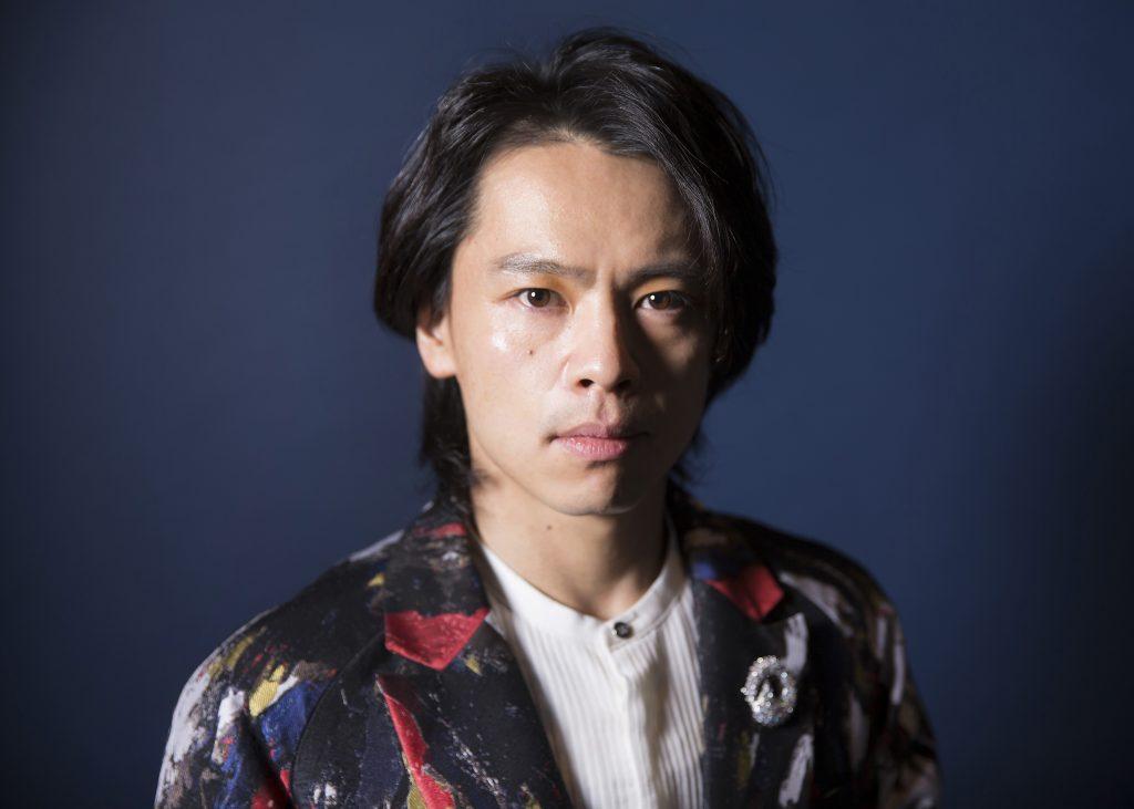 中川晃教さんインタビューカット