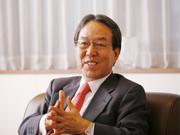三菱地所株式会社 取締役会長 木村惠司【企業TOPが語る 仕事とは?】インタビューカット