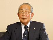 京セラ株式会社 名誉会長 稲盛和夫【企業TOPが語る 仕事とは?】インタビューカット